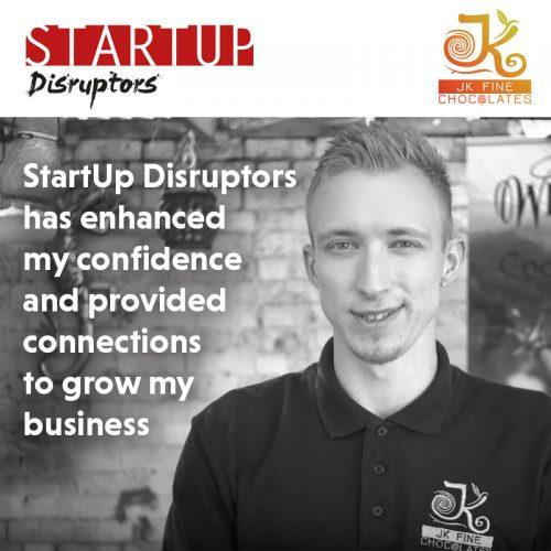 Startup case studies Jamie