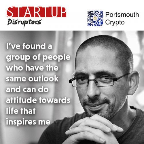 Startup case studies Matt